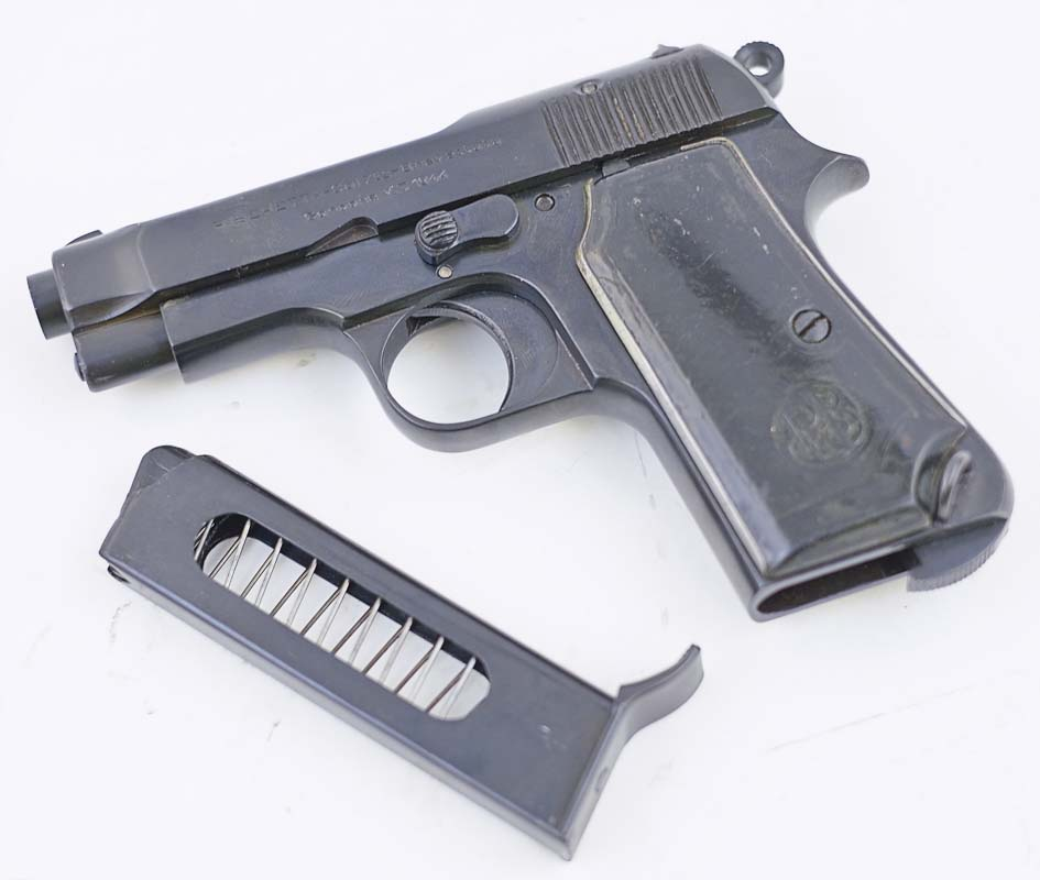 Beretta 1934-1935 German service 1944 7 65mm | LugerMan