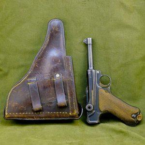 P08 Luger Mauser BYF S/42 | LugerMan